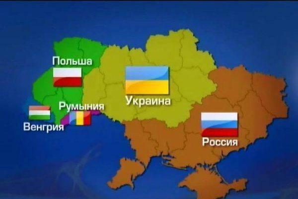 Варшава подготовила  раздел Украины: «Львов польский, Донецк – российский»