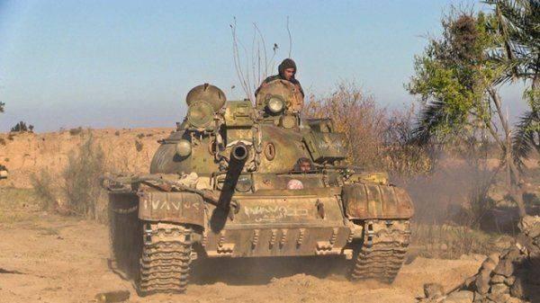 Минобороны РФ: США захватывают экономические ресурсы в Сирии вместо борьбы с ИГ