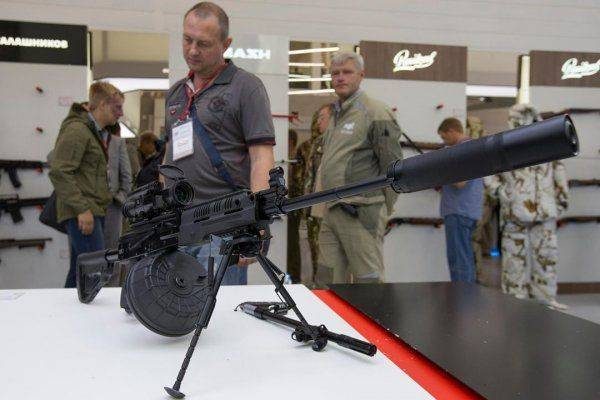 МО России заключило контракт на поставку новых ручных пулеметов РПК-16
