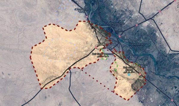 В ходе 3-х часовой атаки США российская ЧВК Вагнера понесла самые большие потери за всю историю своего присутствия в Сирии