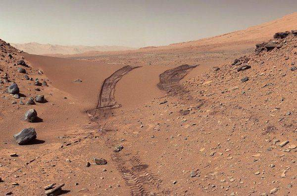 Провал спецоперации российских ЧВК на Марсе