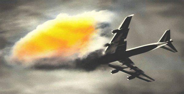 Вслед за израильским F-16 рухнул наш Ан-148 — есть ли связь?