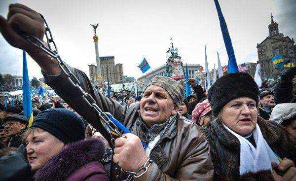 Массовые убийства неолиберальной революции на Майдане