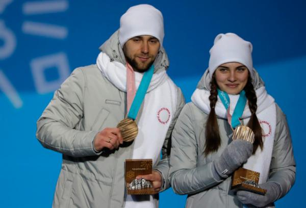 Подлые нападки на российских спортсменов