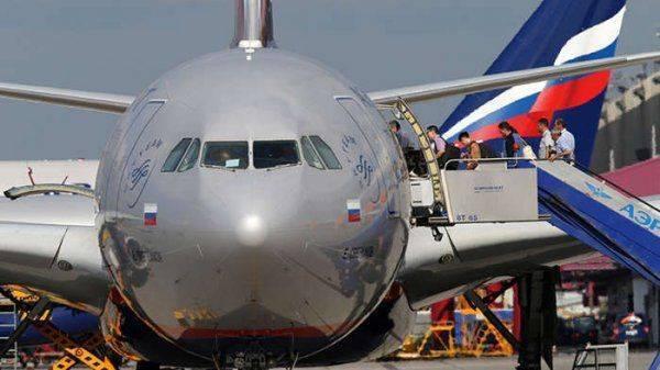 Пилот «Аэрофлота»: мы работаем буквально на износ