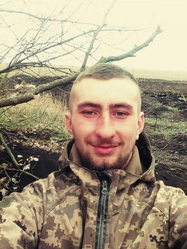 """Погибшие """"бандеровцы"""" с центральной Украины"""