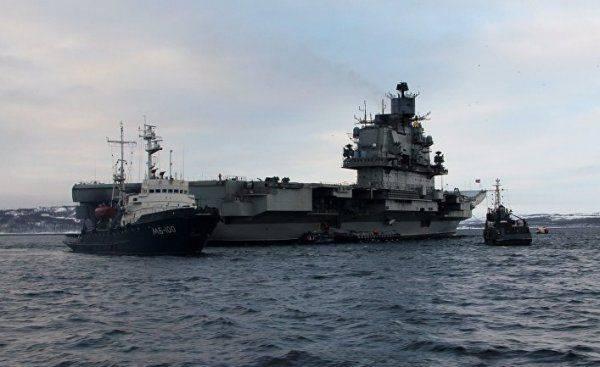 Новые российские авианосцы уступают китайским