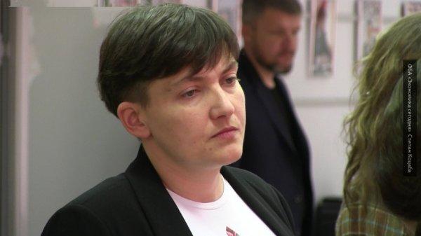 Савченко считает неизбежной «большую войну» на территории Украины