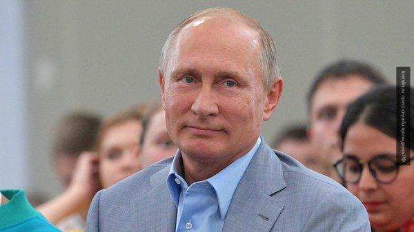 Владимир Путин считает патриотизм главной чертой характера россиян
