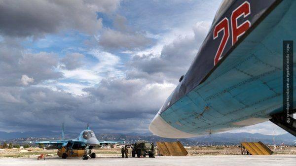 Эксперт раскрыл возможные причины переброски истребителей Су-57 в Хмеймим