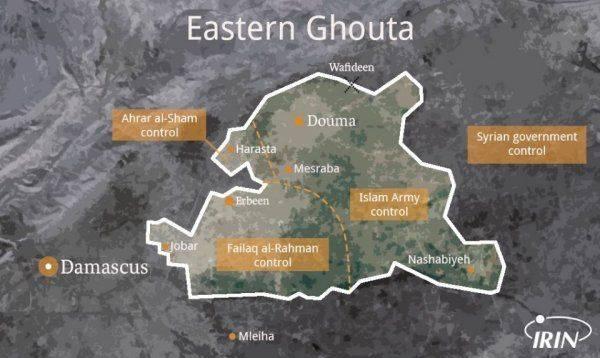 World News: Су-57 сутки ровняют с землей базы террористов в восточной Гуте