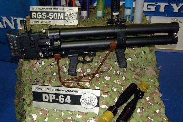 Россия защитит Крым гранатометами