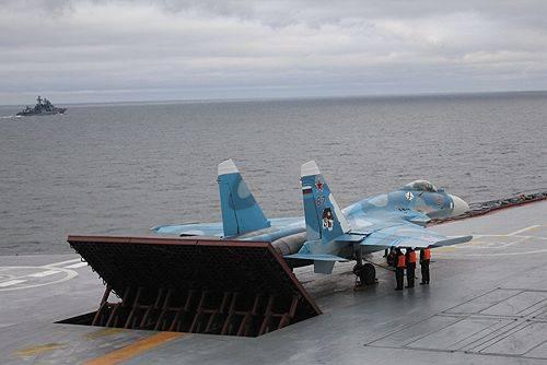 США готовят палубные F-35 к войне