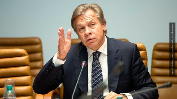 Пушков раскритиковал идею Волкера о расформировании ЛНР и ДНР