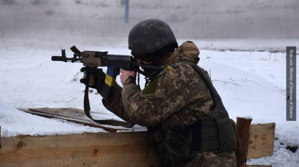 Министр обороны Украины раскрыл численность ВСУ