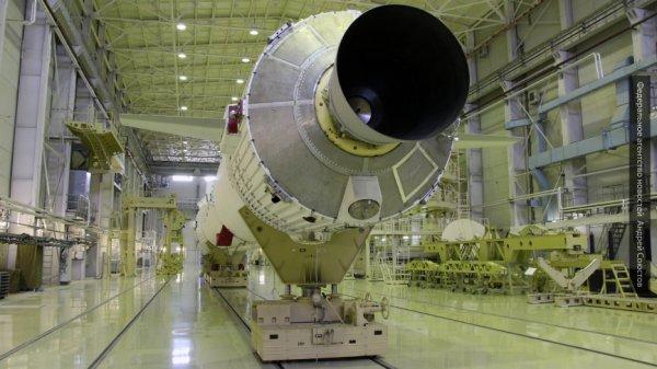 Россия запустила в серийное производство ракетный комплекс «Авангард»