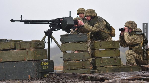 СМИ нашли секретный полигон, где американские военные учат солдат ВСУ