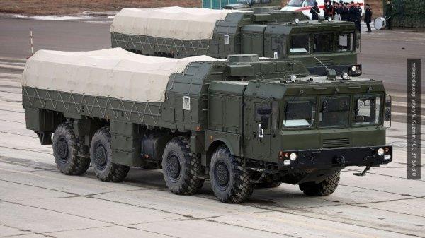 МО РФ: в мире не смогут создать аналог ОТРК «Искандер-М» до 2025 года