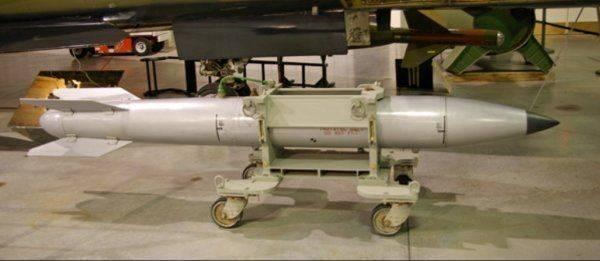Дуэль на атомных «клинках»