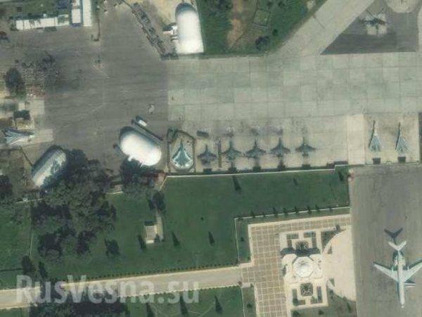 Истребитель Т-50 «ПАК ФА» в Сирии снова показал себя во всей красе