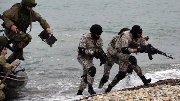 Флот вышел на сушу: ВМФ смогут проводить наступательные операции