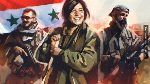 Скорый удар по позициям САА: что задумали союзники США в Дейр эз-Зоре