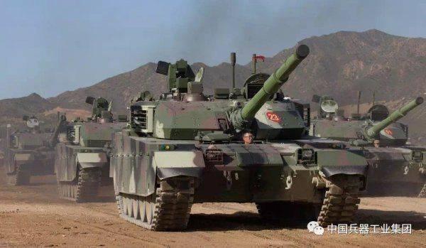 Китай не спит: VT-4 жесткий ответ «Армате»