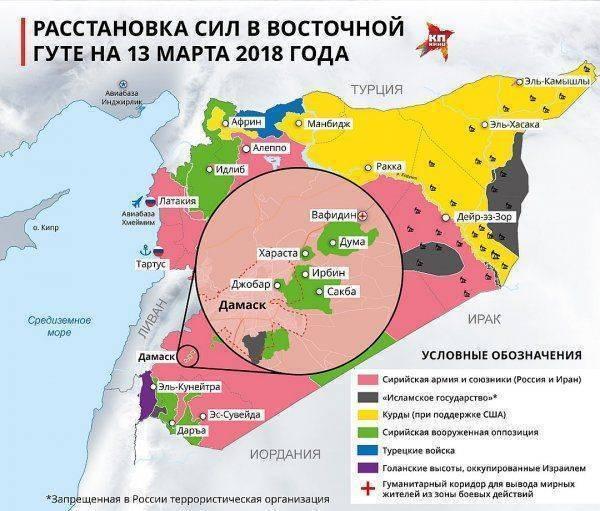 Приведет ли удар США по Сирии к Третьей мировой войне