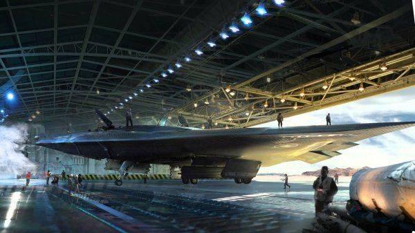 """АТН-51 """"Черная чума"""" и TR-3B Black Manta - самые секретные самолеты России и США"""