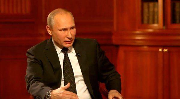 Владимир Путин рассказал в интервью Кондрашеву как мог пoгибнуть 17 лет назад...