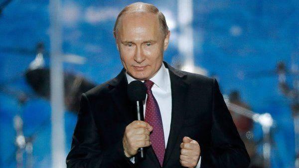 """Запад ударил по Путину """"из всех орудий""""… и промахнулся"""