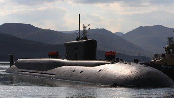 Подводные силы ВМФ: океанская многоцелевая система