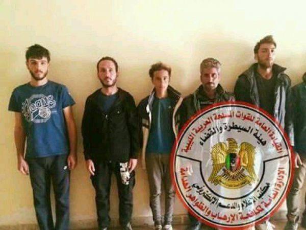 В Ливии задержали 16 боевиков «ан-Нусры», бежавших из Сирии