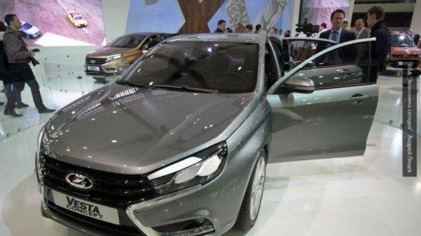 Автомобиль LADA Vesta завоевал престижную премию Marcus в Австрии