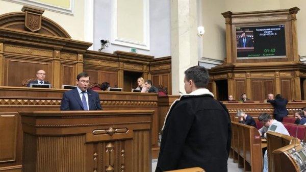 Арест Савченко — власть Украины оказалась в тупике