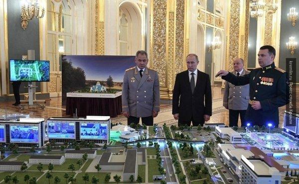 В технополисе «Эра» в Анапе построили 1,4 тыс. квартир для сотрудников