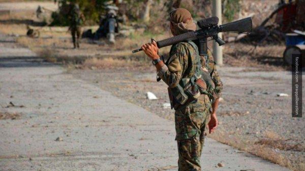 Несогласным — смерть: США вместе с курдами вырезали сирийцев