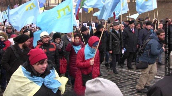 Татары «жестко» ответят русским за Крым