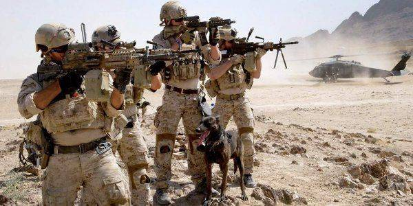 «Битва титанов» спецназа: ССО России против ССО США