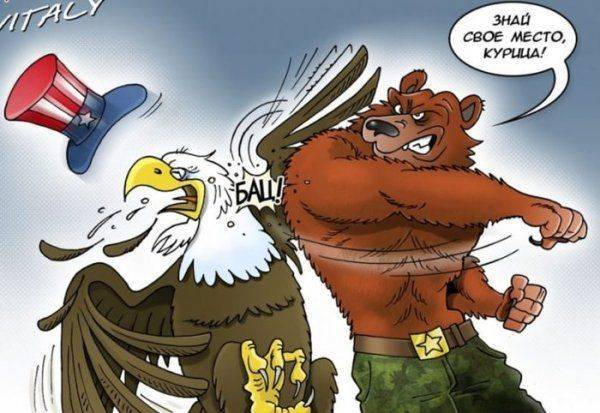 Россия может ответить очень жёстко на «газовую атаку» Запада