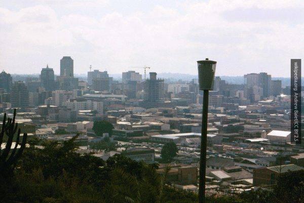 Курс на Южную Африку: Ростсельмаш отправил в Зимбабве первые комбайны ACROS