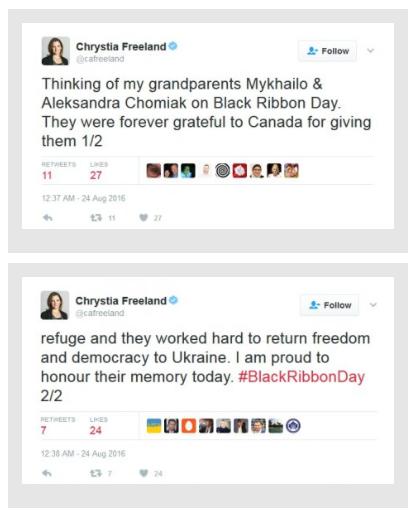 «Новичок» токсицирует Канаду и сказывается на Украине