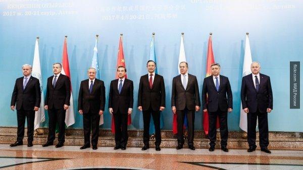 Лавров рассказал о принципиальной оценке Советом глав МИД ШОС ударов США по Сирии
