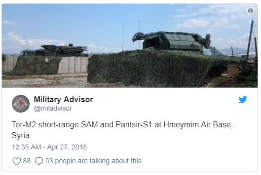 12 русских Су-35 создадут бесполётную зону над Ближним Востоком