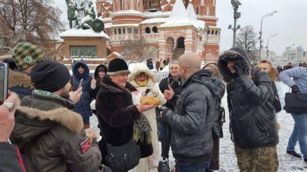 «Это сказочки!!!». Что удивляет британца Грэма Филлипса в России