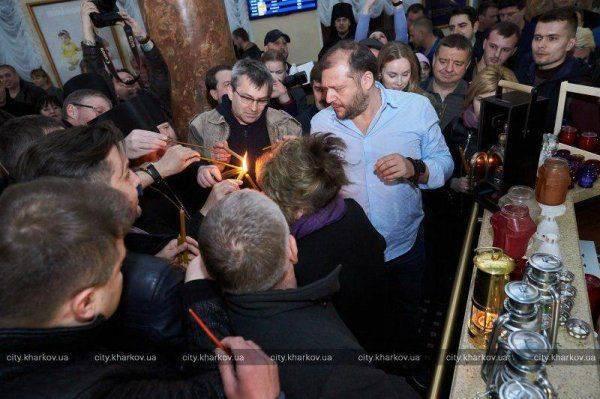 Харьков: у нас своя Пасха, а у них — своя