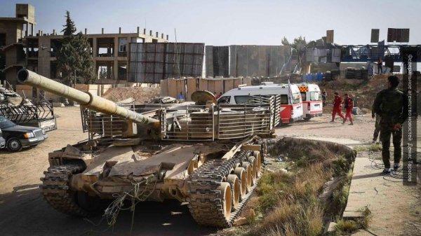 Очередные провокации чужими руками: зачем США перебросили технику из Ирака в Сирию