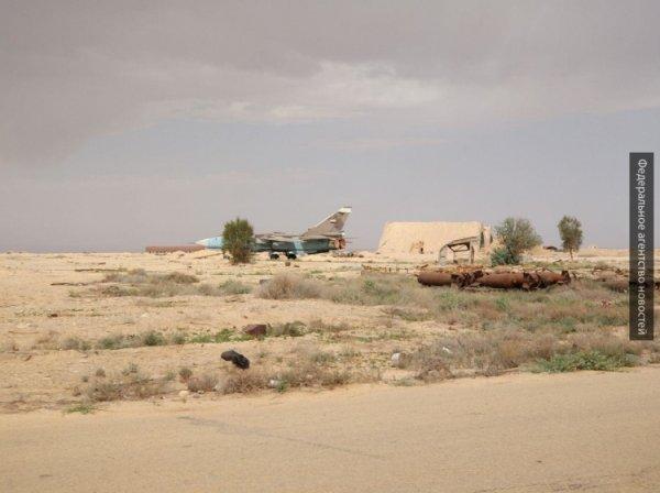 Удар по авиабазе Т-4 в Хомсе: Израиль «под шумок» решает свои задачи
