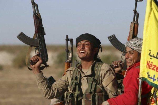 Наши войска будут вынуждены столкнуться: сирийцы о разрастающейся угрозе курдов