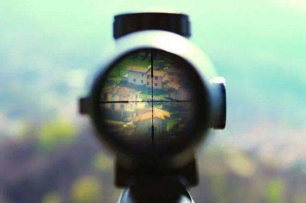 На Украине снайпера расстреляли мирных жителей